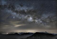 coté est (observatoire du mont Chiran).jpg