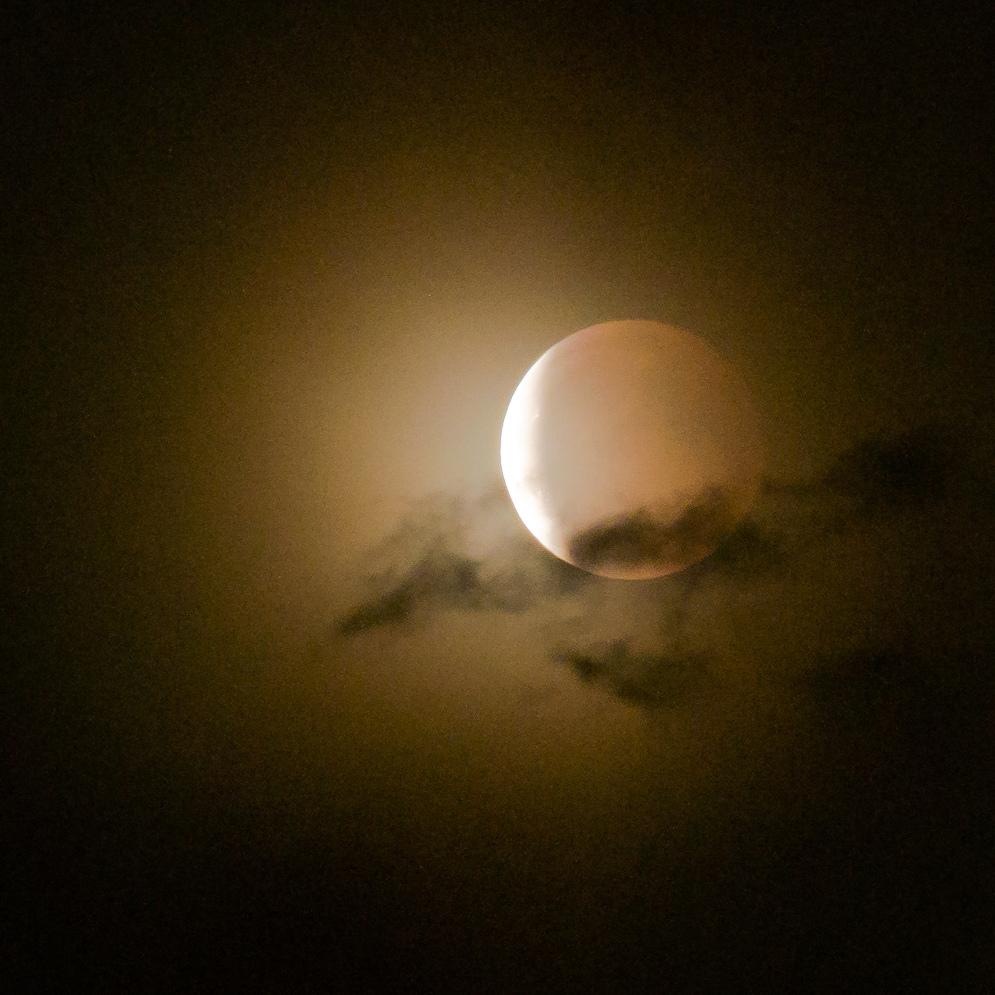 Eclipse de Lune du 27/07/2018