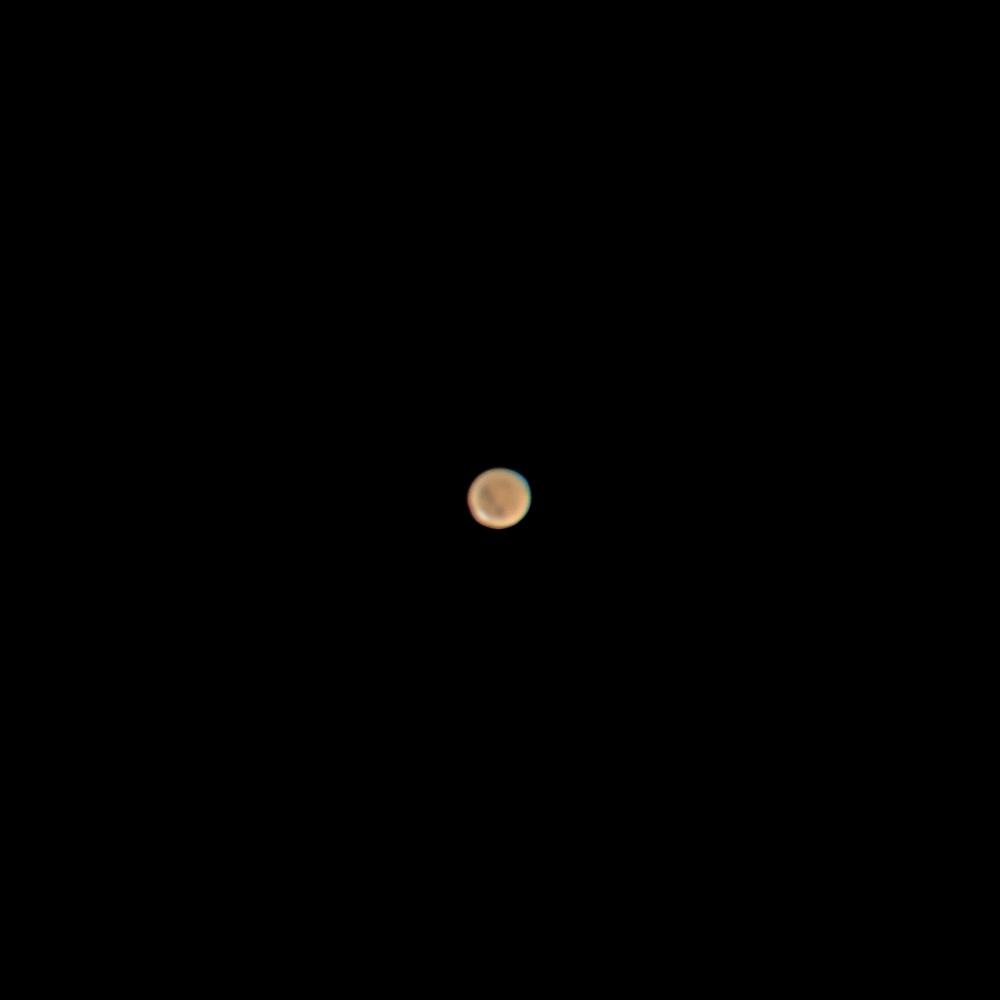 Mars le 18 Aout 2018