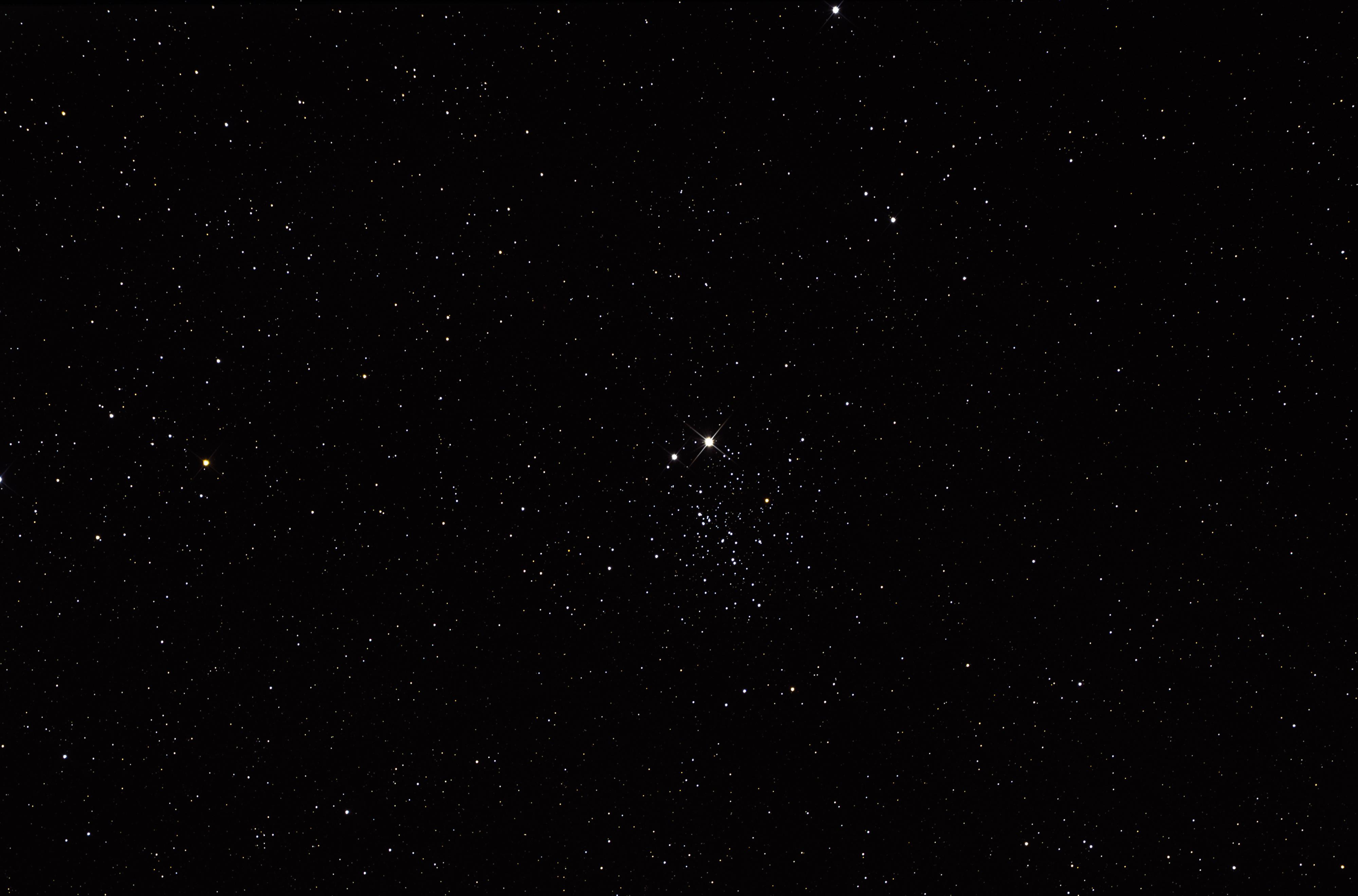 NGC 457 - E.T