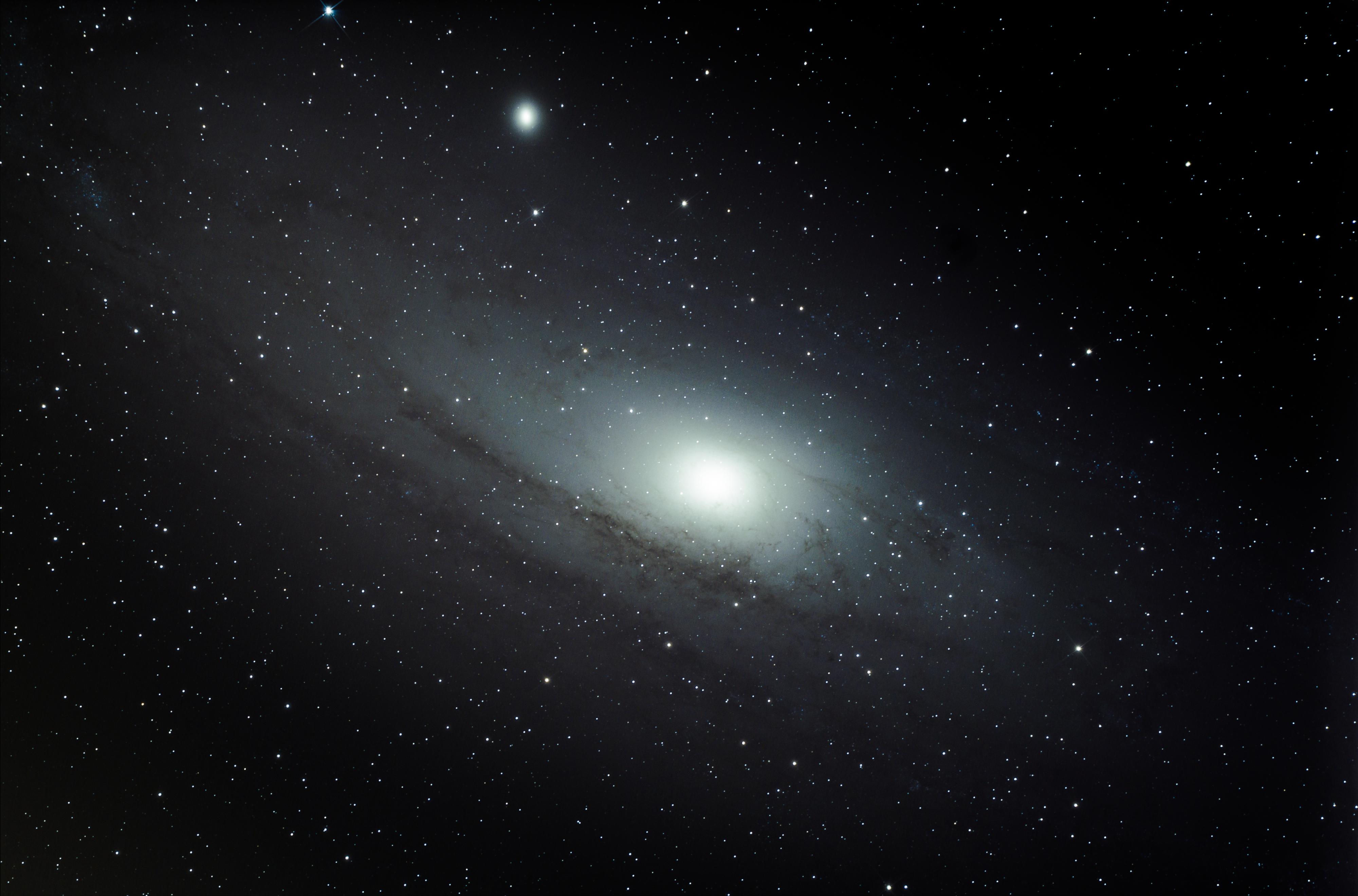 Messier 31 - La Galaxie d'Andromède