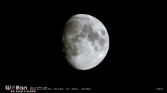 Lune couleur normal 22-08-18