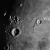 Cratère Copernic -Lune du 20 Aout 2018