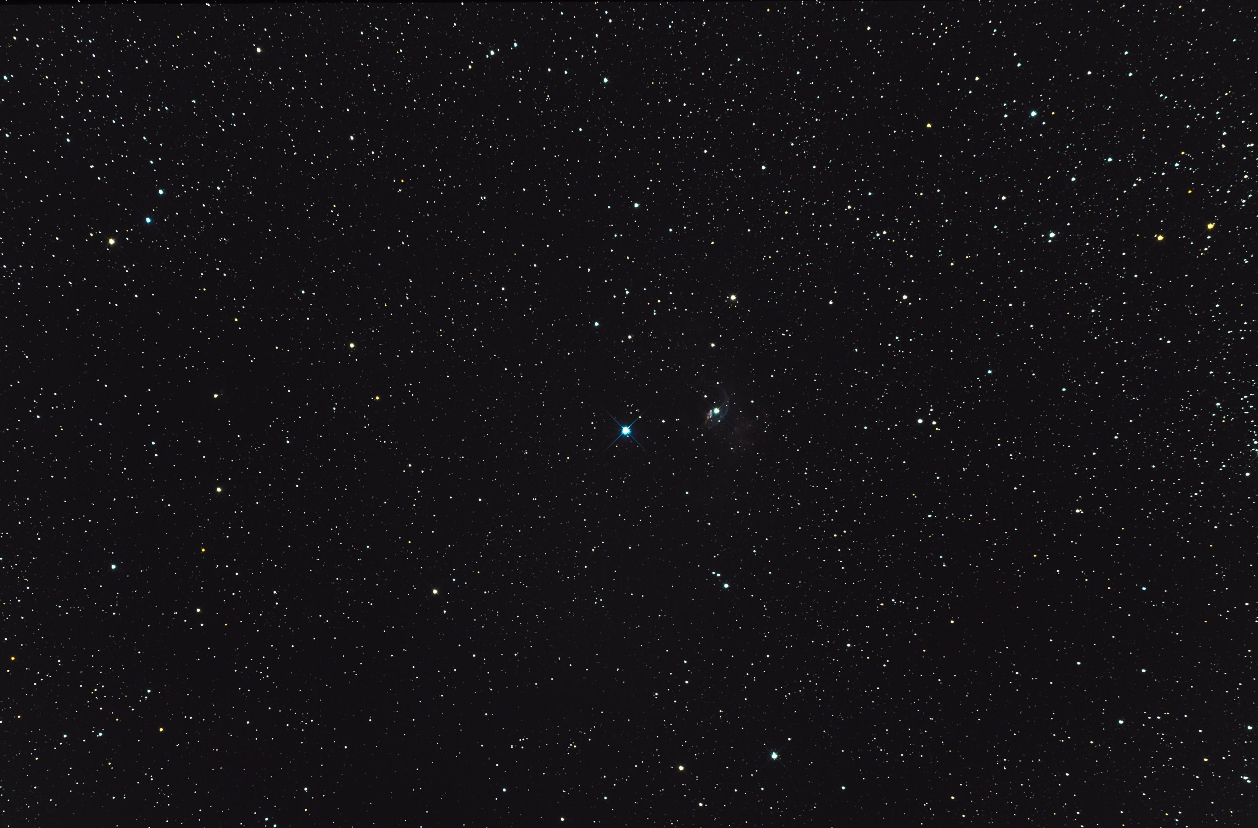 NGC 7635 - La nébuleuse de la bulle