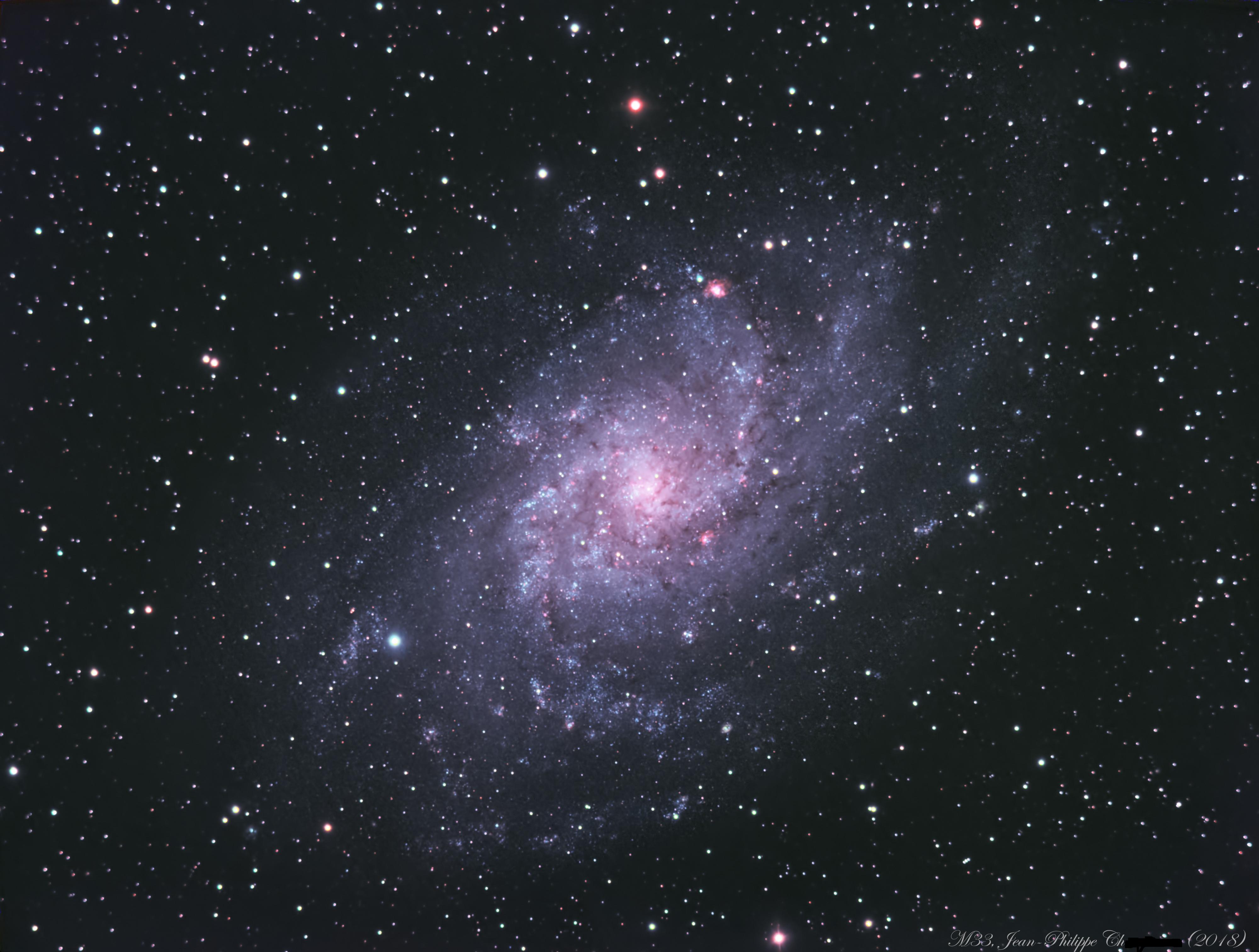 Galaxie du Triangle M33