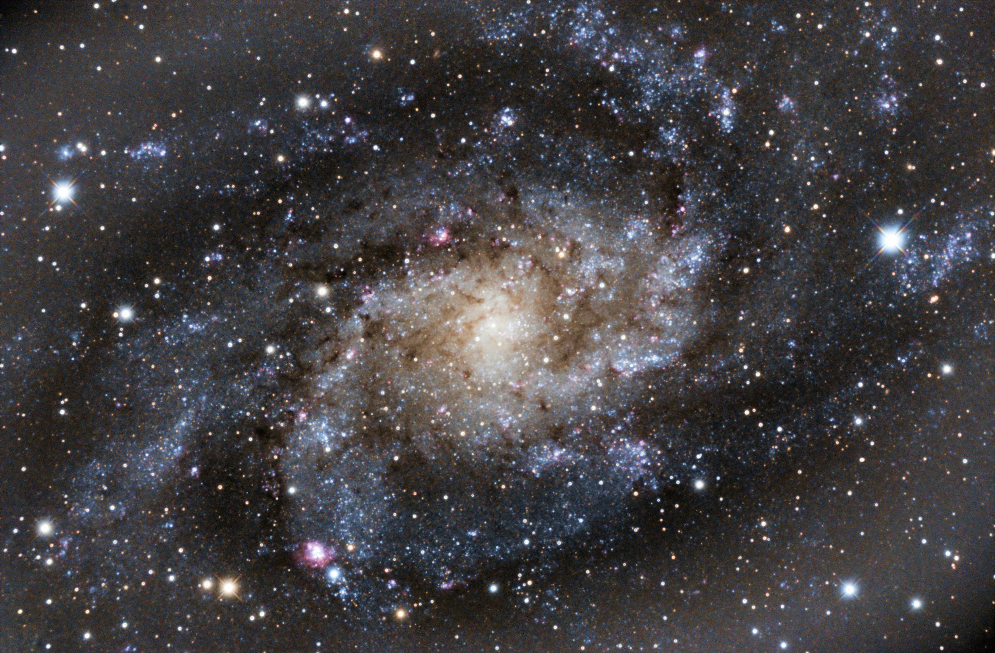 M33 (Galaxie du Triangle)