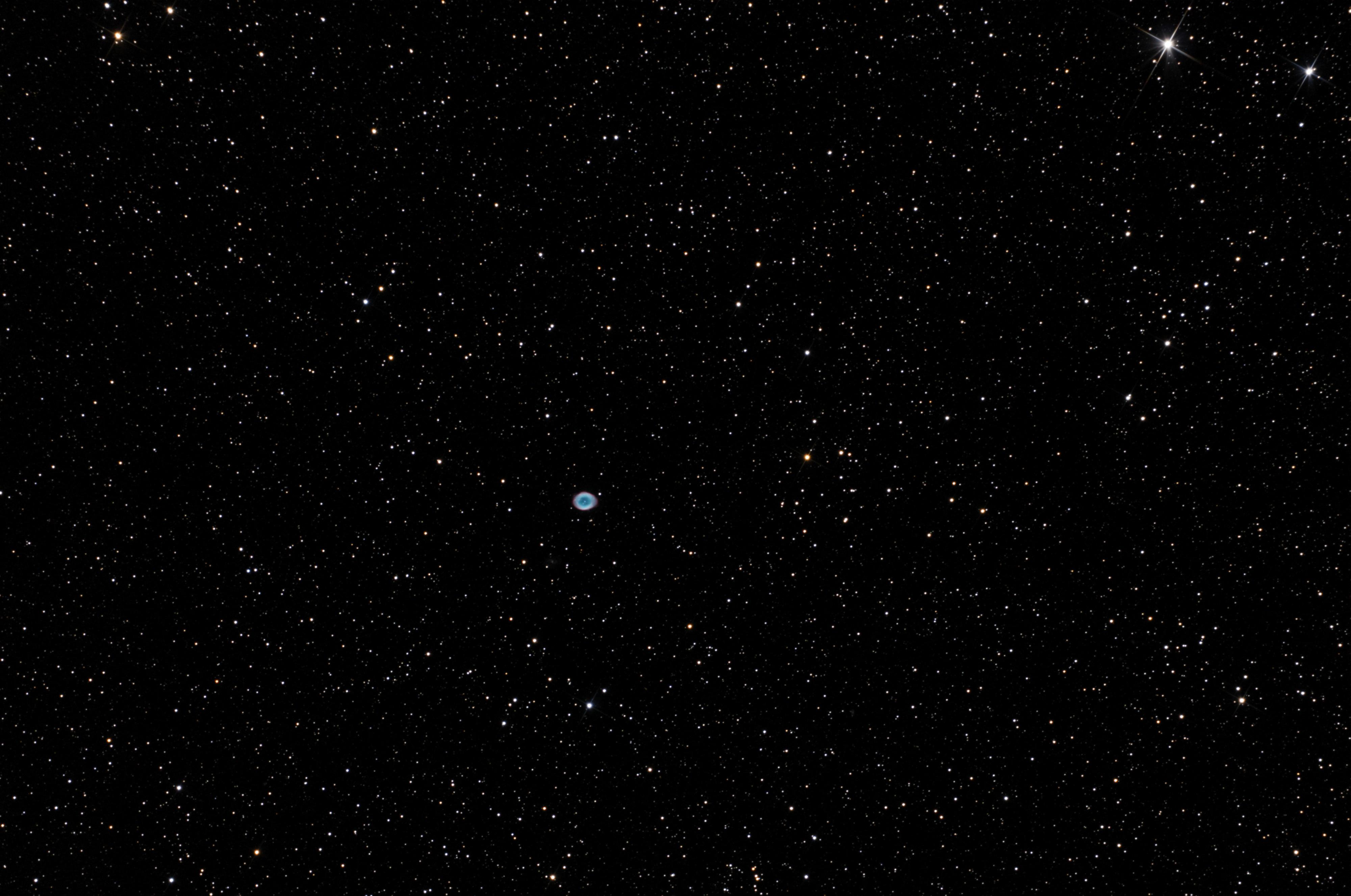 Messier 57 - Nébuleuse de la Lyre