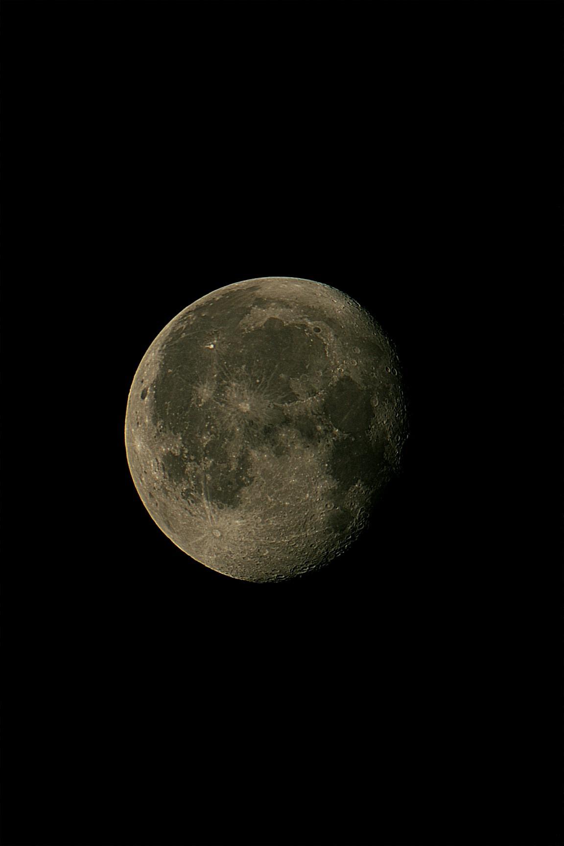 La Lune du 29/08/18.