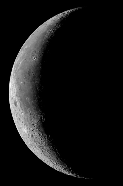 Lune le 5 octobre