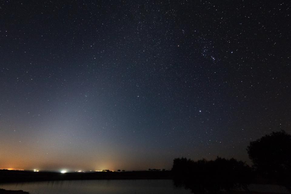 Lumière Zodiacale