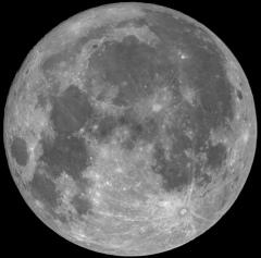 Pleine Lune du 24 Octobre 2018