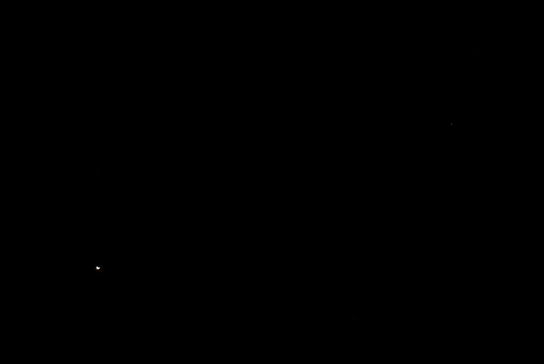 Vénus et Alpha Virginis le 19/11/2018 (52156)