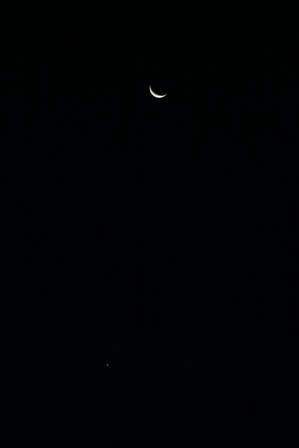 la lune, bleue, avec Vénus, au matin du 03/12/2018 (52981/985/301)