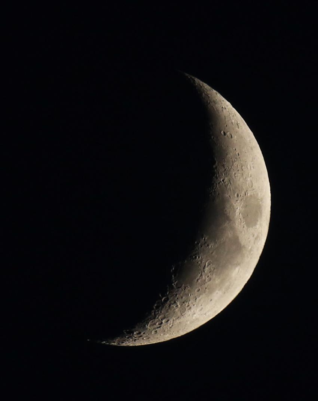 la lune, au soir du 12/12/2018 (53558)