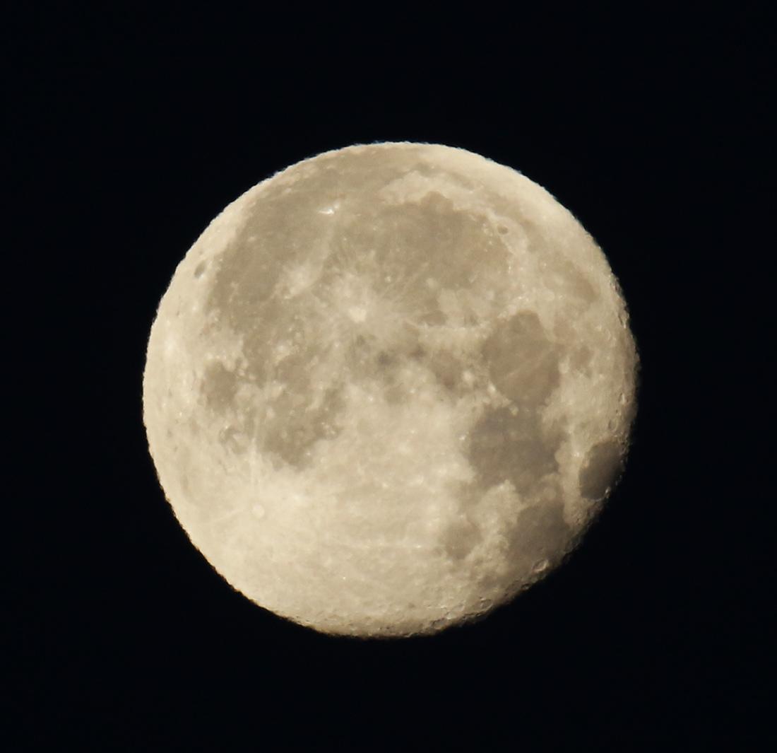 la lune, au matin du 24/12/2018 (54217)