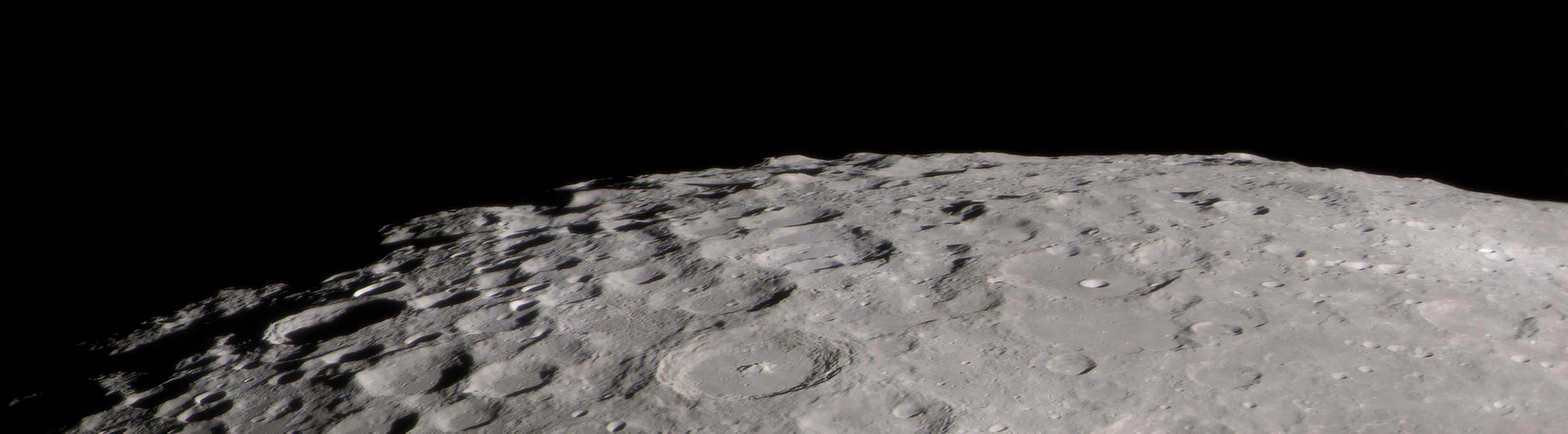 Région du cratère Moretus du 261218(80%) couleur.