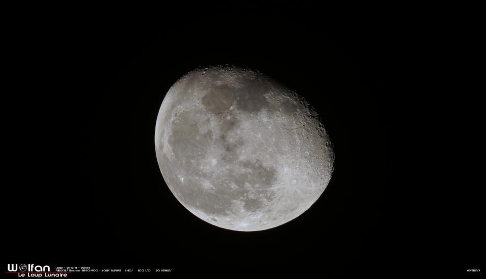 Lune au soir du 2512/18