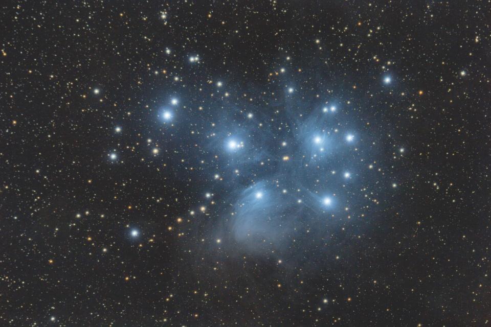 M45 Triplet 80/480 2018-11-10