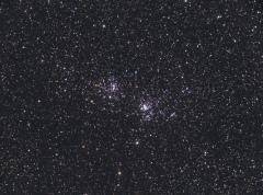 NGC 884 et NGC 869