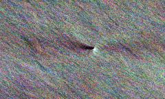 Gradient Rotationnel sur la comète 46-P Wirtanen
