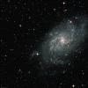 La Galaxie du Triangle (M33)