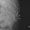 Cratères sur Lune  17 07 14