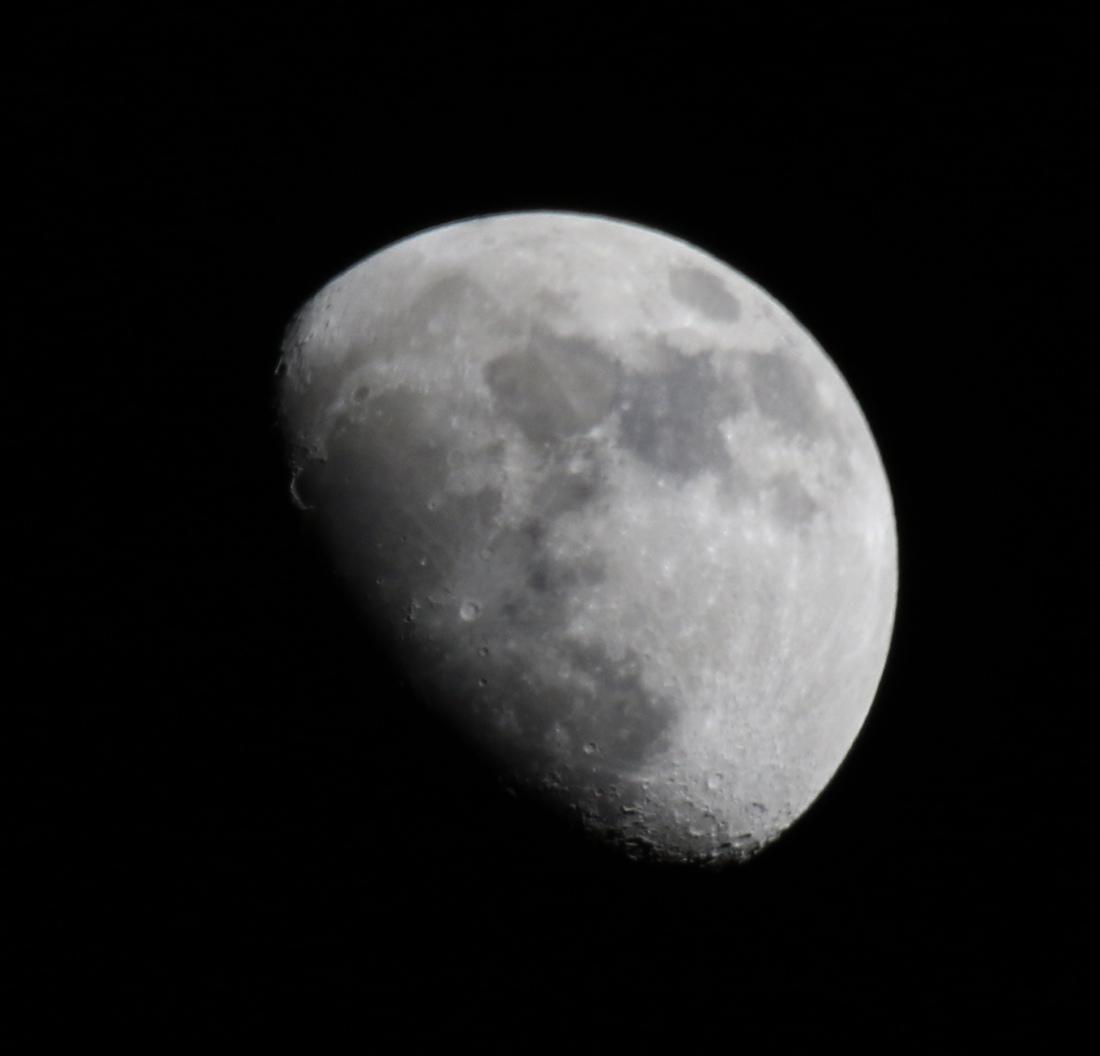 la lune, et Aldébaran, au soir du 16 et 17 /01/2019 (55972/999)