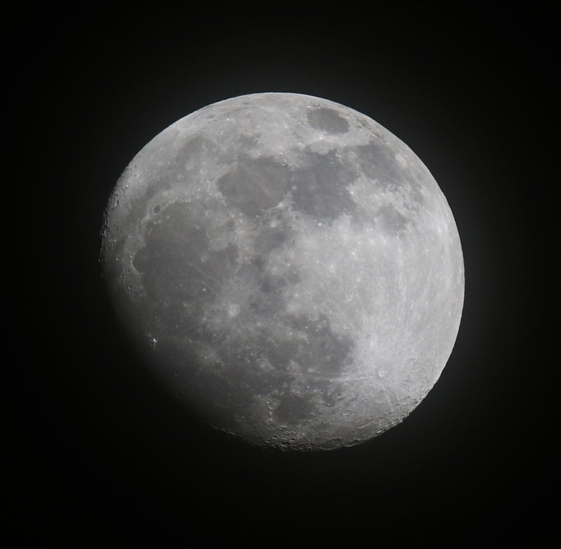 la lune, au soir du 18/01/2019 (56054)