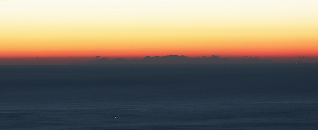 La Corse, au matin du 26/01/2019 (56702/744/747)