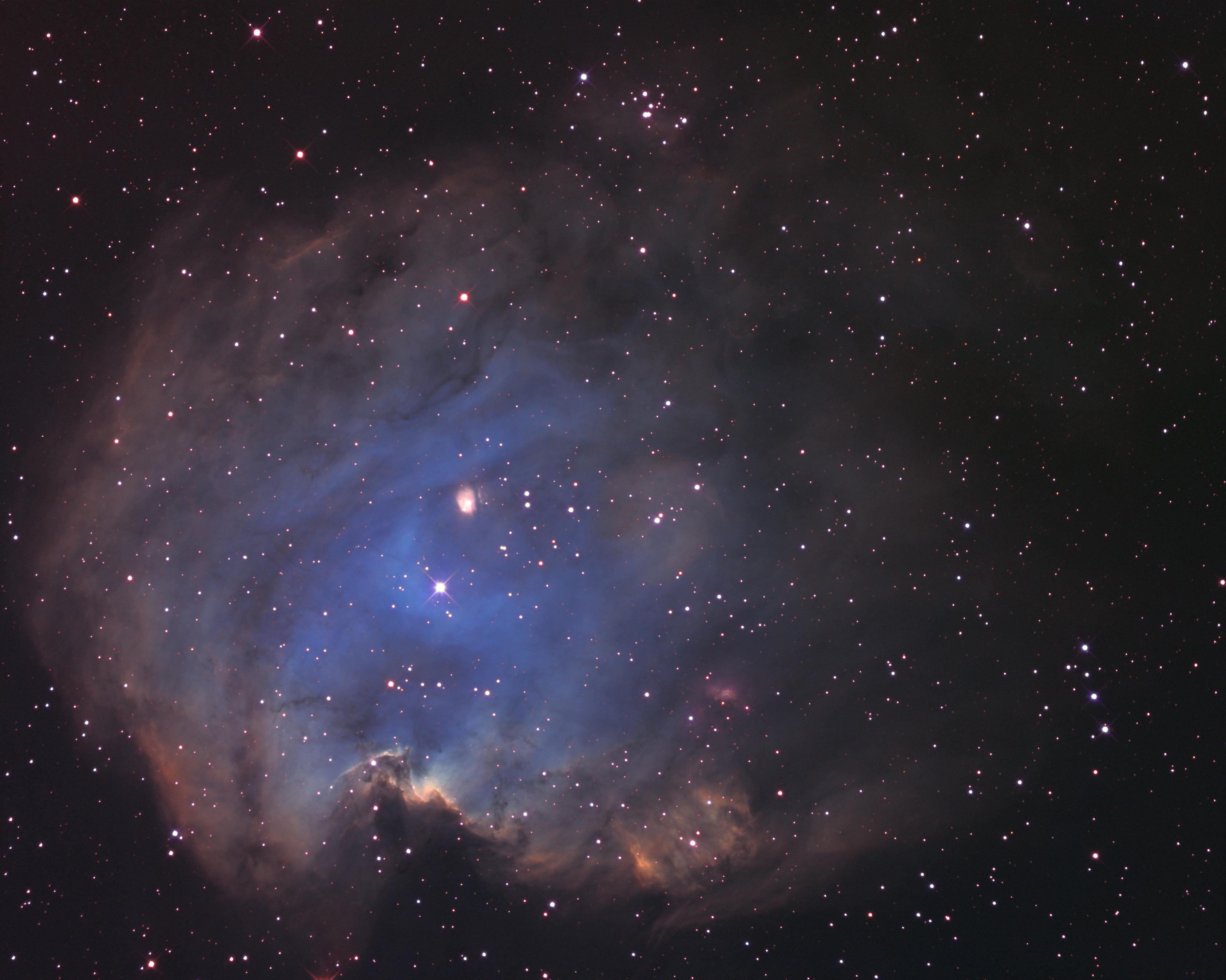 Nébuleuse de la tête de singe NGC 2175