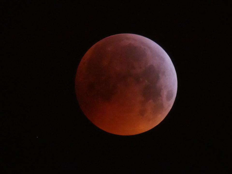 Eclipse de lune du 21-janvier-2019