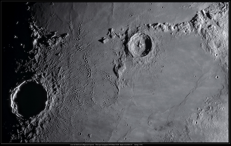 Lever de Soleil sur Copernic