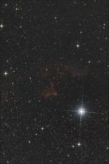 IC 63 Le Fantôme de Cassiopée
