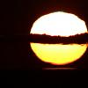 le soleil, au matin du 12/01/2019 (55616)