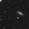 NGC 2841 (Galaxie de l'oeil du tigre)