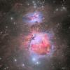 Grande Nébuleuse d'Orion M42
