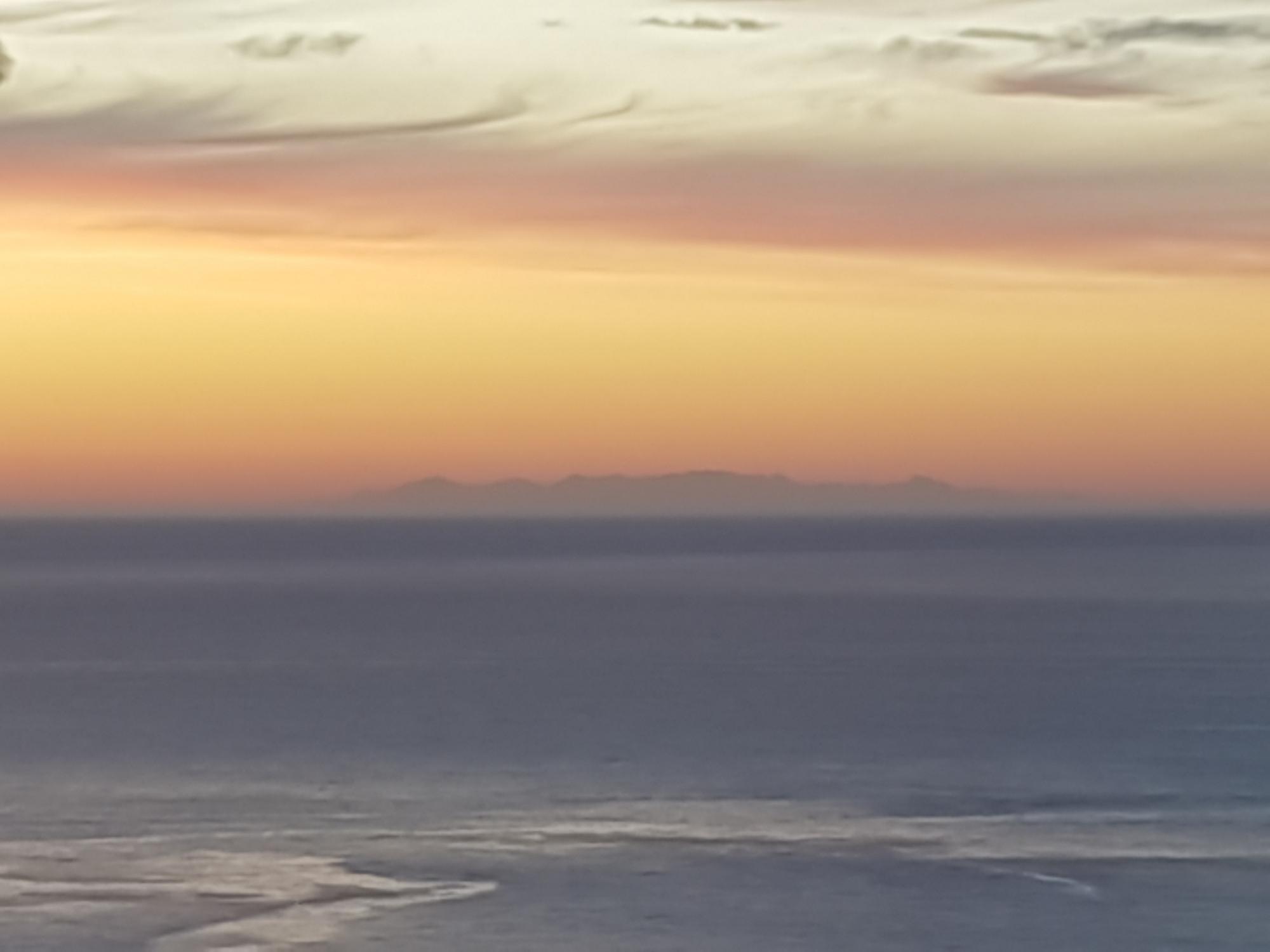 La Corse au matin du 05/02/2019