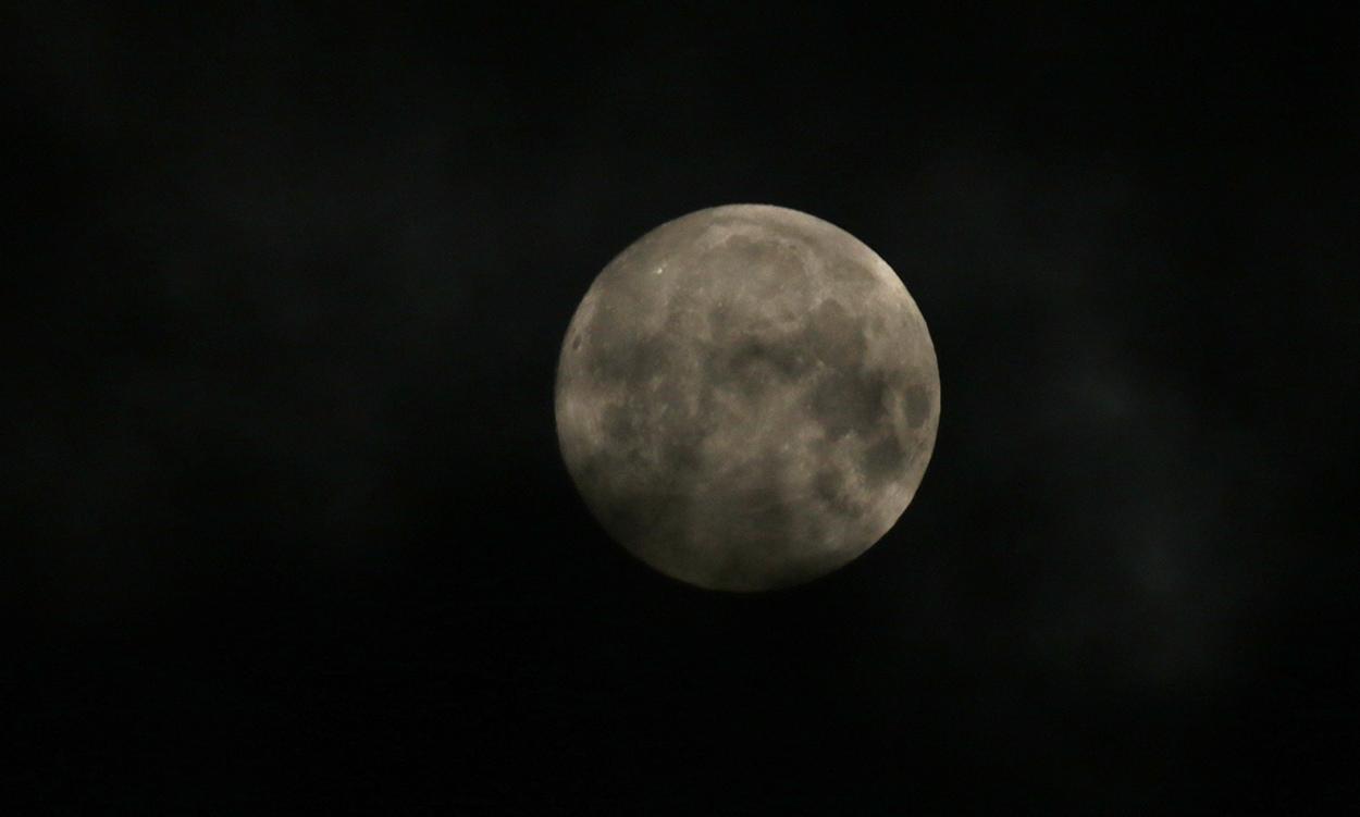la lune le 19/02/2019 à 3h 58 (59293)