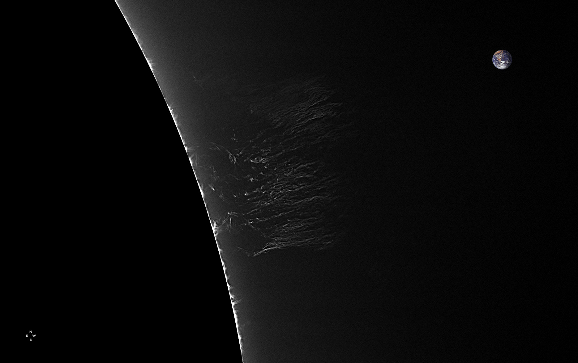 Hedgerow Prominence - Limbe NW - 13 Feb 2018