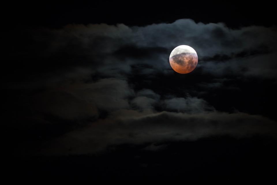 Eclipse de Lune