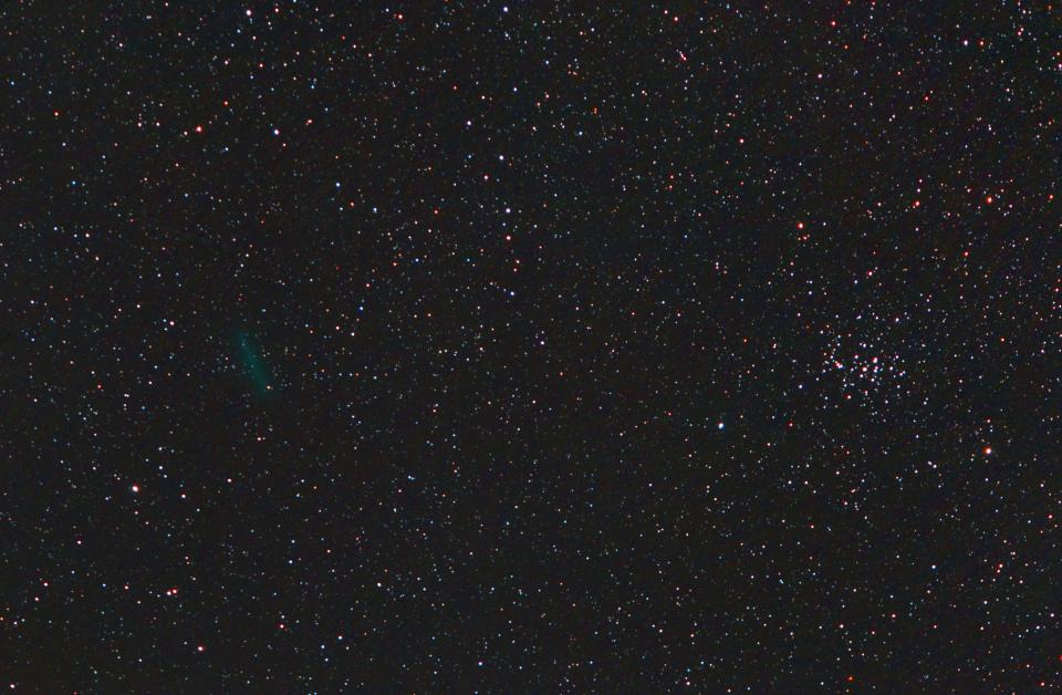 Comète C/2018 Y1 (Iwamoto)