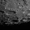 clavius du 15 fevrier à 70%  ir 680. et bord lunaire
