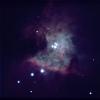 M42 et l'amas du trapeze  2 fevrier 2019 19H45