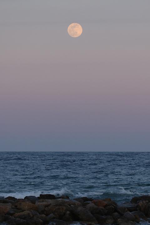 la lune le 20/03/2019 (61356/59/68/89/405)