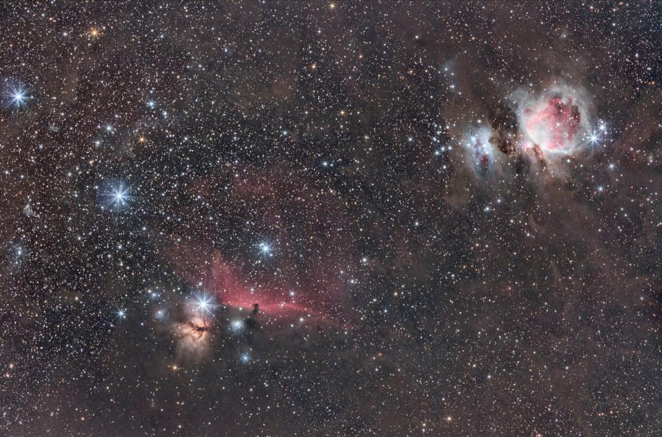 Région d'Orion