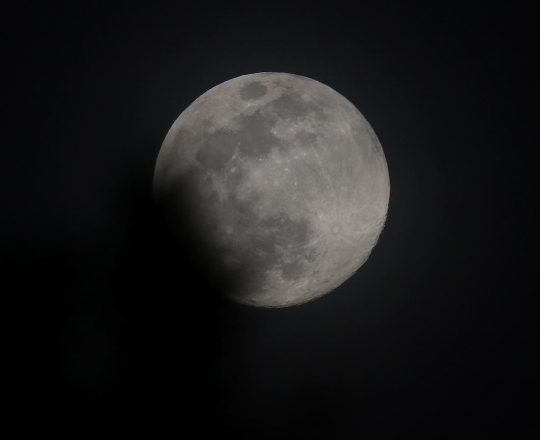 la lune le 18/04/2019 (63043/050)