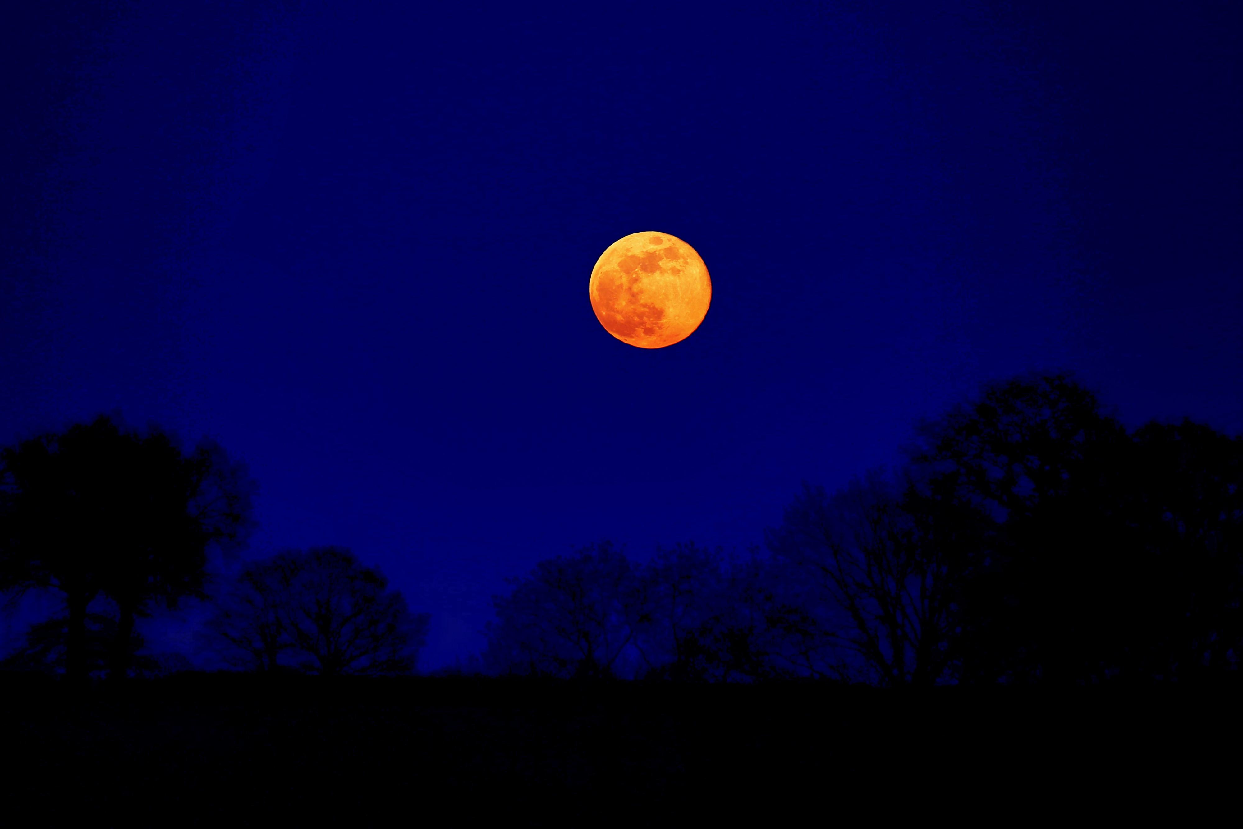 lever de la pleine lune le 19 avril 2019 21h09mn03s