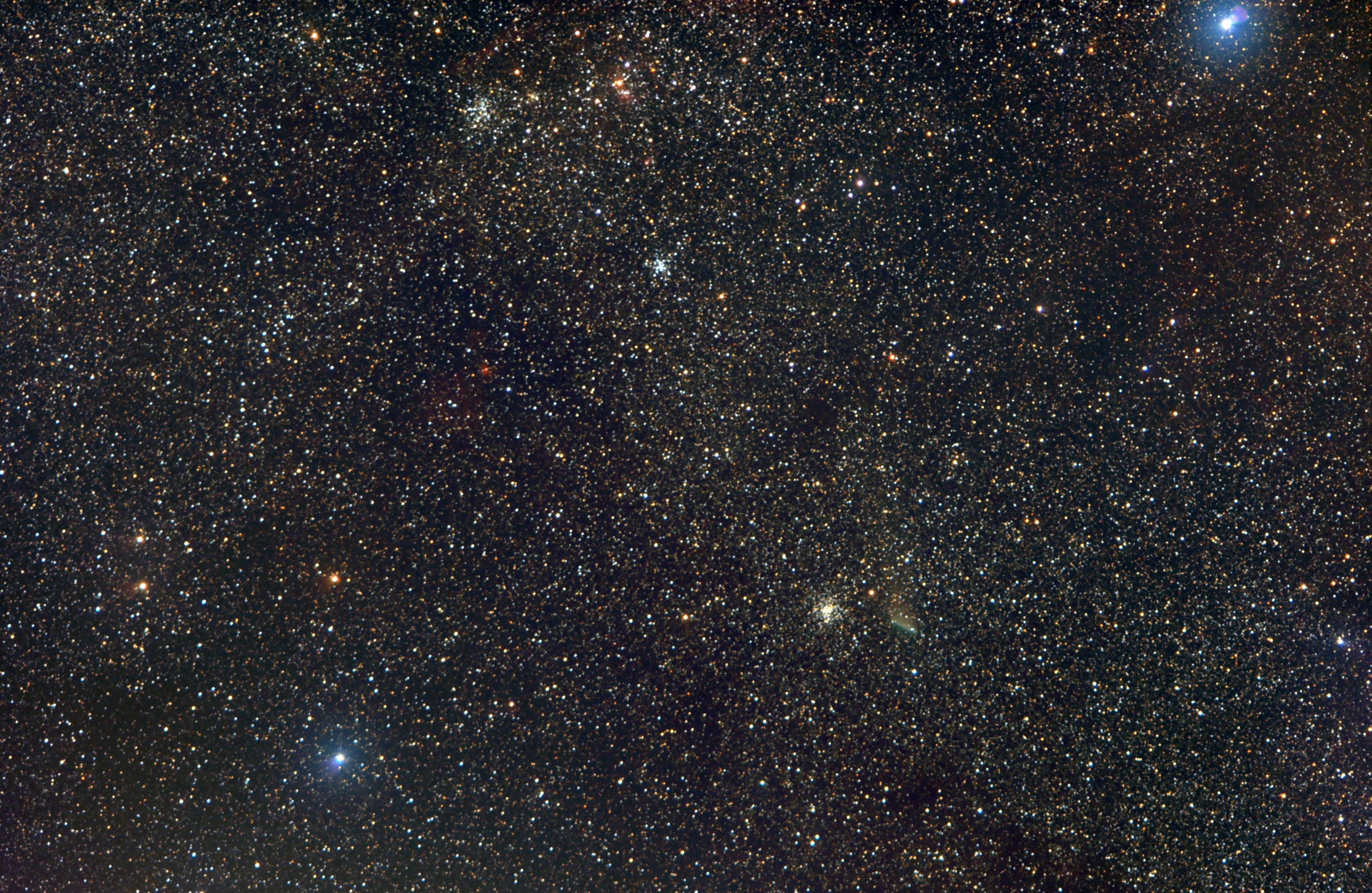 Comète 21P/Giacobini-Zinner GC 10092018
