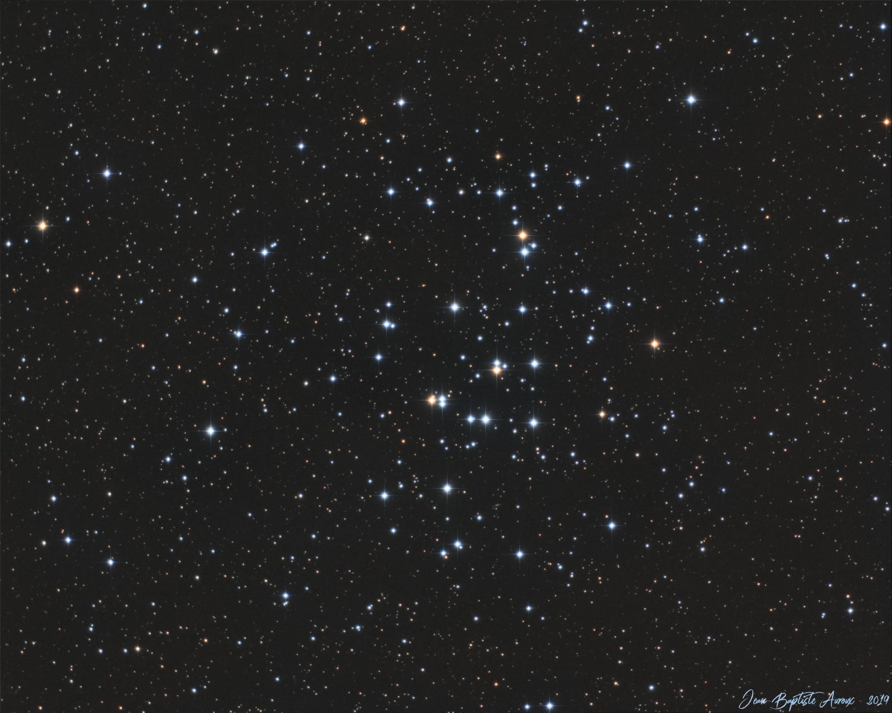 M44 - l'amas de la Crèche