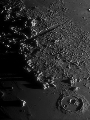 Cassini et la Vallées des Alpes, 2019-04-12, 18-55 TU
